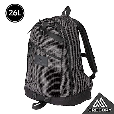 Gregory 26L DAY PACK後背包  黑格