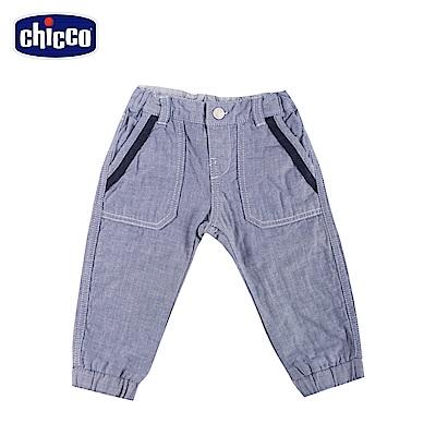 chicco-翱翔-薄牛仔束口長褲