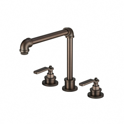 Formula 油棕色三件式無鉛浴缸龍頭 Y-8742-3