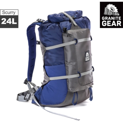 Granite Gear Scurry 輕量登山健行背包 (24L) / 夜藍