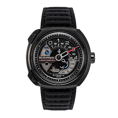 SEVENFRIDAY V3 潮流新興瑞士機械腕錶