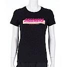 SKECHERS 女短袖衣 - SMLC219W024-018