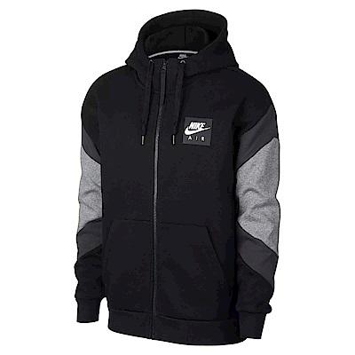Nike 外套 Air Hoodie FZ Fleece 男款