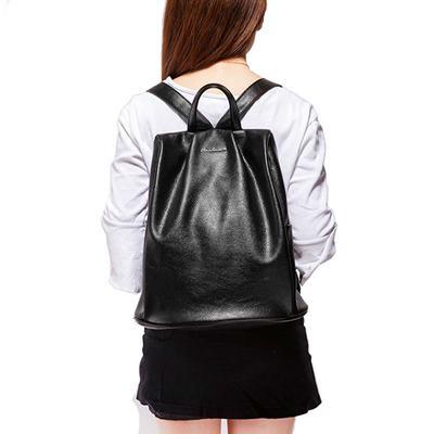 玩皮工坊-真皮牛皮防盜女士後背包雙肩包肩背包書包女包-LB148