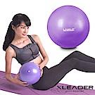 Leader X 迷你多功能健身瑜珈球 韻律球 抗力球 20cm 紫色