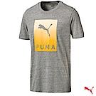 PUMA GOLF 高爾夫球短袖T恤 灰色 歐規 579478 02