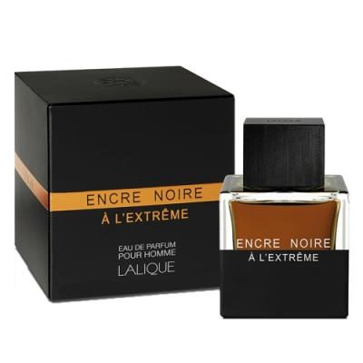 LALIQUE 萊儷 Encre Noire A L extreme 卓越黑澤男性淡香精 100ml