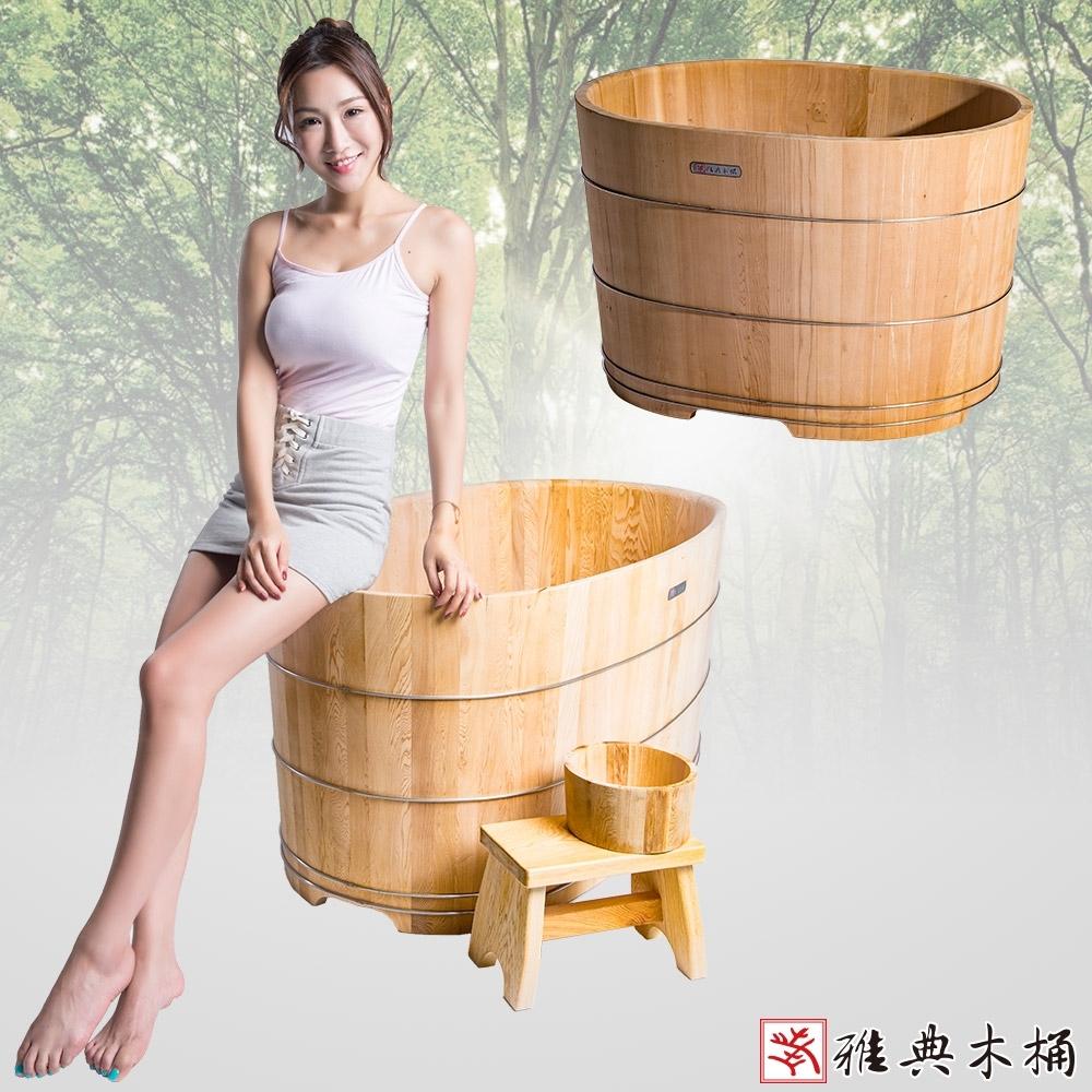 【雅典木桶】緬甸 特級檜木 完美工藝 長80CM 檜木 泡澡桶