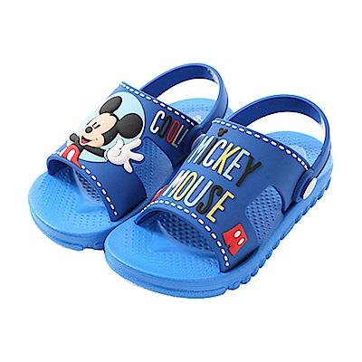 迪士尼米奇休閒涼鞋 sk0504 魔法Baby