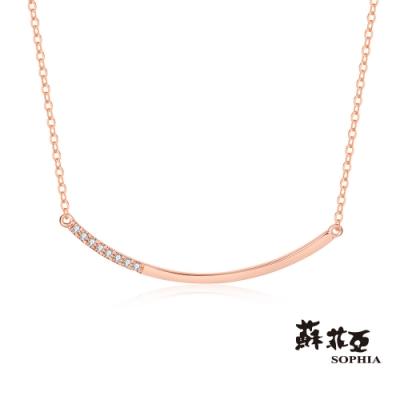 蘇菲亞SOPHIA - 波賽特鑽石套鍊