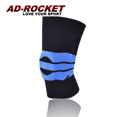 AD-ROCKET 加強版 彈性支架膝蓋減壓墊 (單入)
