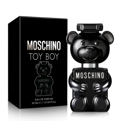 MOSCHINO TOY BOY淡香精30ml (原廠公司貨)