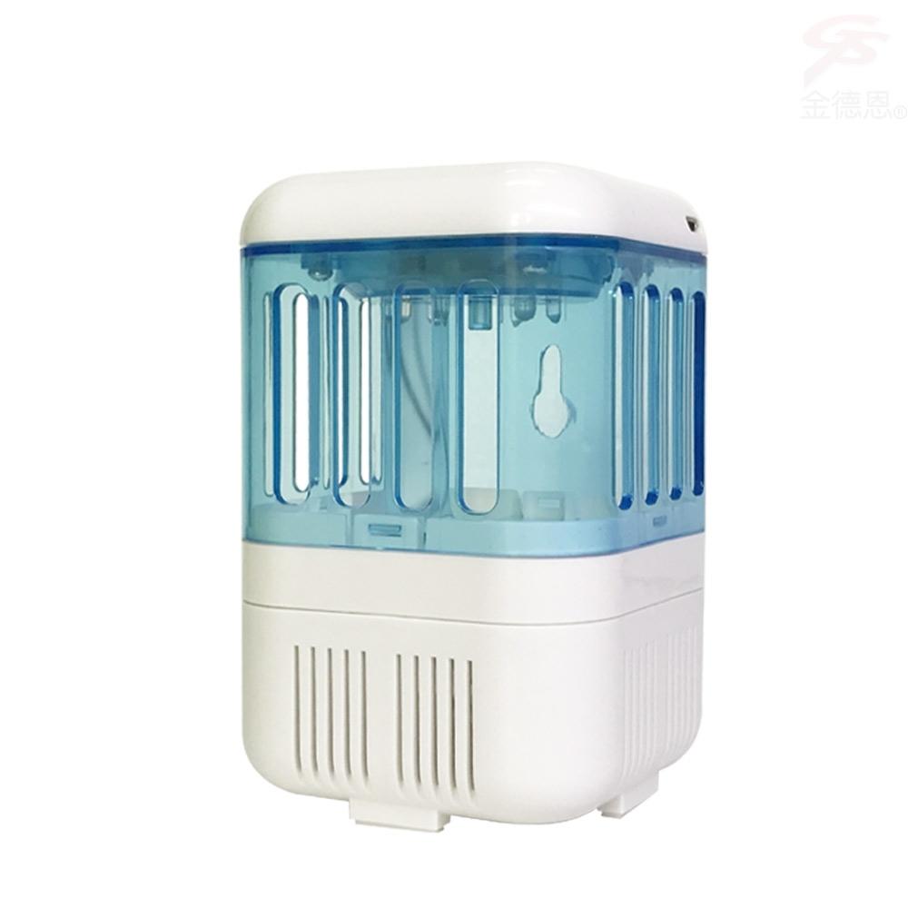 金德恩 USB便攜式LED紫光吸入型補蚊小夜燈