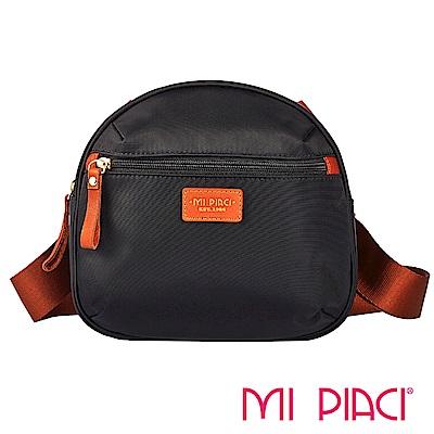 MI PIACI-NINA-斜背包/腰包-黑色-1991004