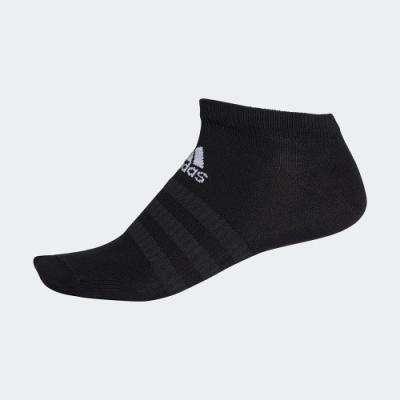 ADIDAS 訓練 運動 腳踝襪 3雙入 黑 DZ9423 LOW-CUT SOCKS