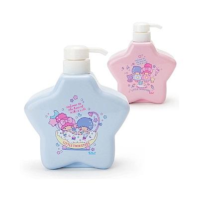 Sanrio 雙星仙子沐浴午茶系列星星造型擠壓空瓶(粉)