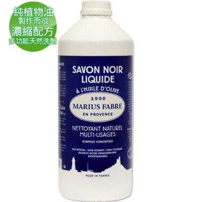法鉑 橄欖油黑肥皂(1L/瓶;法國原裝進口)