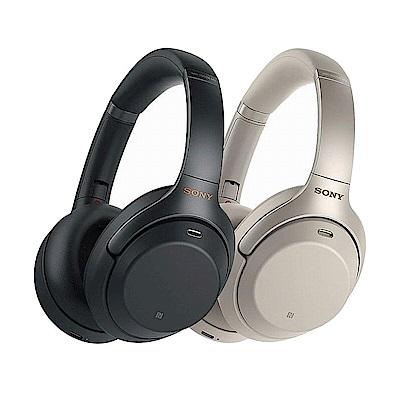 SONY無線藍牙降噪頭戴式耳麥WH-1000XM3
