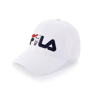 FILA Wonnie Friends 時尚LOGO帽 HTT-1204-PK