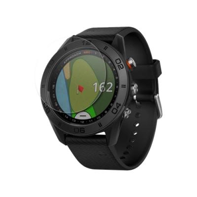 o-one小螢膜 Garmin Approach S60 手錶保護貼兩入組 犀牛皮防護膜 抗衝擊自動修復