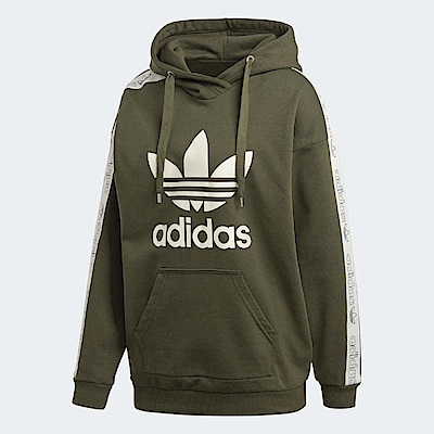 adidas 帽T Overhead Hoodie 休閒 女款