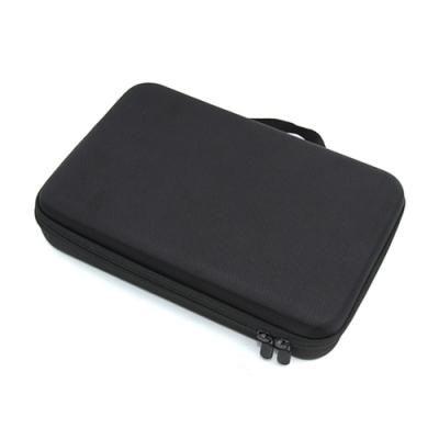 GoPro專屬防震防塵硬殼保護收納盒L.加厚海綿上蓋網袋防摔手提運動攝影機相機收納盒保護盒