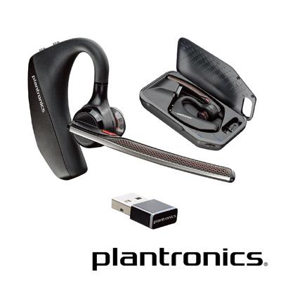 繽特力 Plantronics Voyager 5200 UC 電腦/行動通訊 藍牙耳機