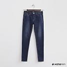 Hang Ten - 女裝 - 經典簡約合身牛仔褲 - 藍