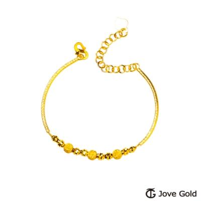 Jove Gold 漾金飾 關於我們黃金手環