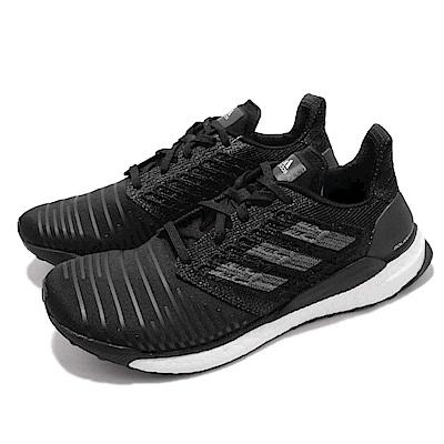 adidas 慢跑鞋 Solar Boost 運動 男女鞋