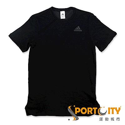 ADIDAS 男 短袖上衣-CE6938-黑