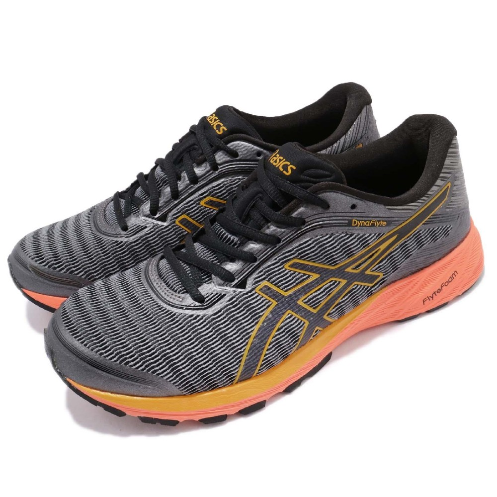 Asics 慢跑鞋 DynaFlyte 運動 男鞋