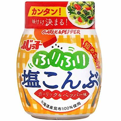 Fujicco  萬用調味鹽昆布-大蒜胡椒(35g)