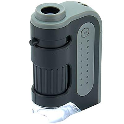 CARSON Micro LED 隨行顯微鏡(120x)