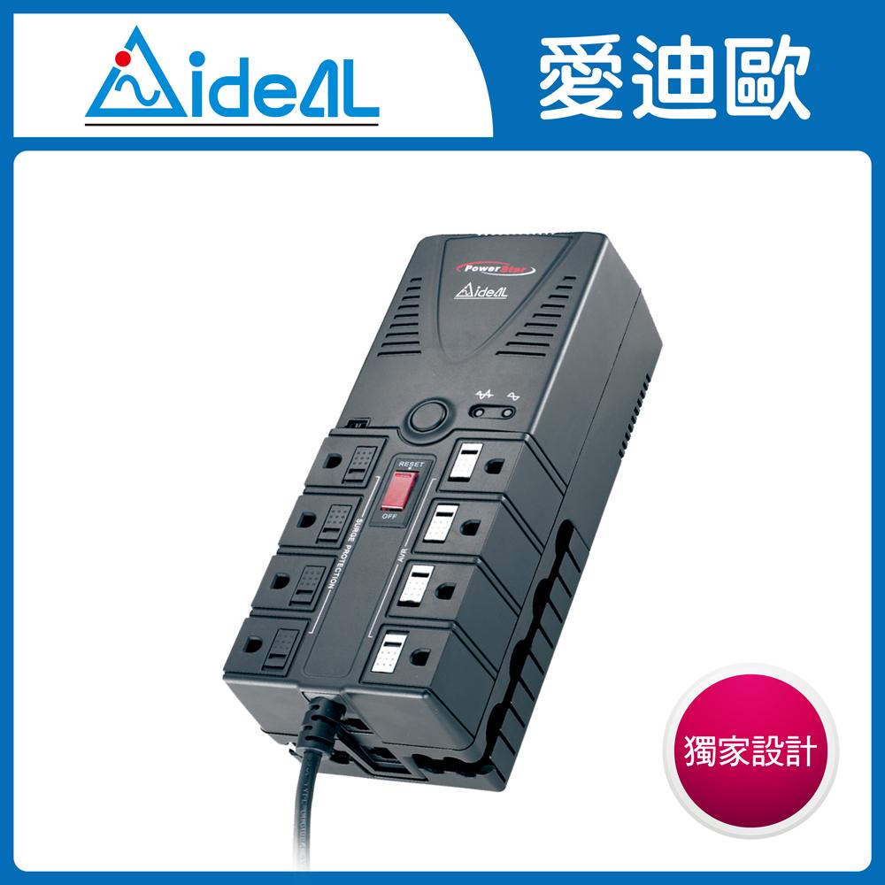 愛迪歐AVR 全方位電子式穩壓器 PS-1000(1KVA)