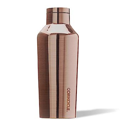 CORKCICLE 酷仕客 Metallic系列三層不鏽鋼易口保溫瓶270ml-古銅