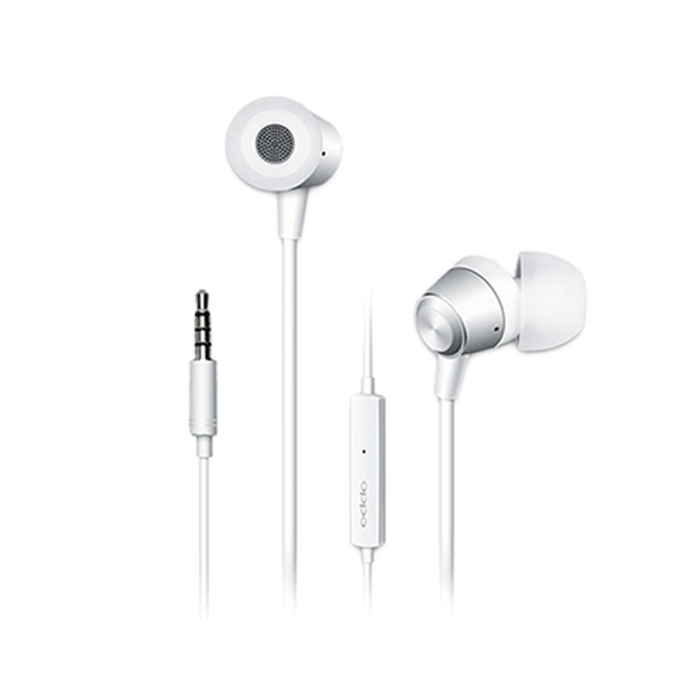 OPPO 原廠 MH130 高品質入耳式耳機 (密封袋裝)