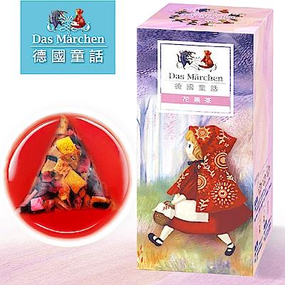 德國童話 蜜桃玫果茶(5gx15入)