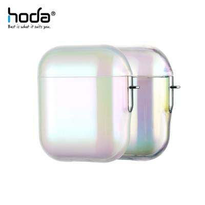 hoda Apple AirPods 1/2 硬殼保護殼 星雲系列
