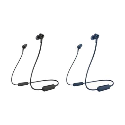 SONY無線藍牙耳道式耳麥WI-XB400