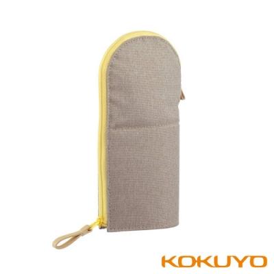 KOKUYO NEOCRITZ Marucru站立筆袋圓領-灰