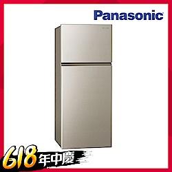 *館長推薦* Panasonic國際牌 232L 3級定頻2門電冰箱 NR-B239T-R