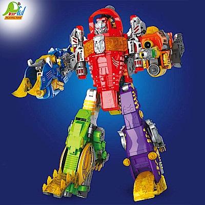 Playful Toys 頑玩具 恐龍變形機甲金剛