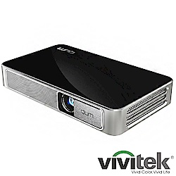 Vivitek Q3+ 便攜式迷你投影機-黑色系