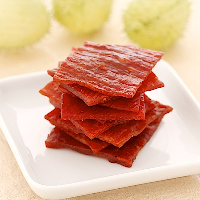 阮的肉干  輕甜肉干 原味本舖‧甜心必buy輕甜款(3包超值包)