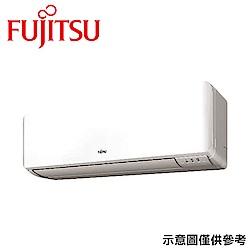FUJITSU富士通 4-6坪R32高級變頻冷專分離式