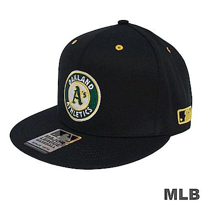 MLB-運動家可調式棒球帽