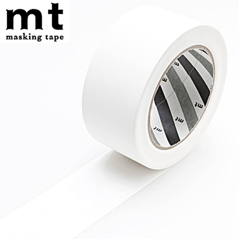 日本mt foto不殘膠紙膠帶膠布for profession use(寬版;寬50mmx長50m)白色MTFOTO06