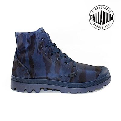 Palladium Pampa PUDDLE Lite WP-女-海軍藍迷彩