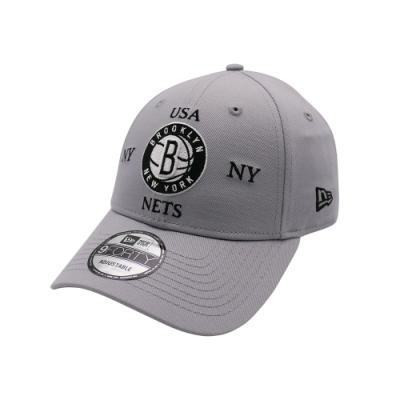 New Era 9FORTY 940 NBA 跨越美洲 棒球帽 籃網隊